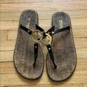 Michael Kors Sandals Size 8